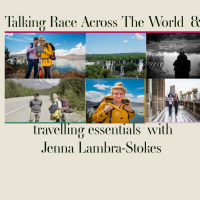 Q&A:Talking race across the world & travelling essentials with Jenna Lambra-Stokes.