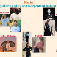 Paris: the city of love and its best independent fashion houses.