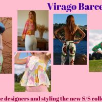 Virago Barcelona: styling the new S/S collection and meeting the designers.